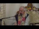 Сорвался с духовной практики Е М Чайтанья Чандра Чаран прабху