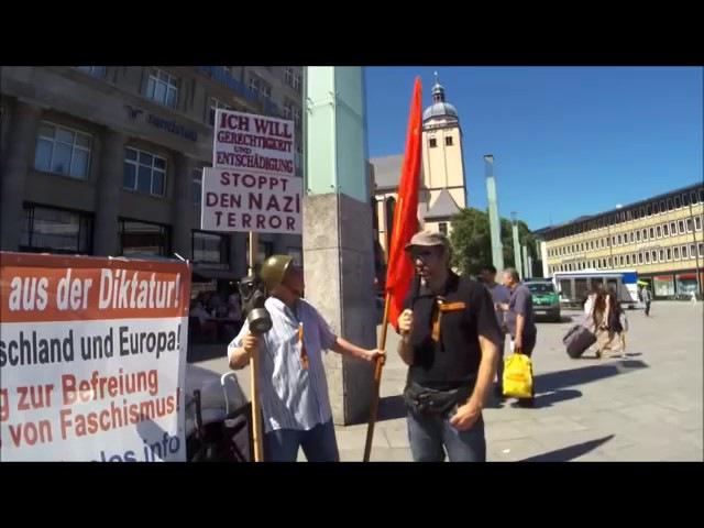 ФРГ- это не государство и тем более не Германия! Третий рейх еще не капитулировал!