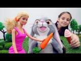 Видео #длядетей. Кролик пропал! Причём здесь миньоны? Игры #Барби на канале Тьюби ...