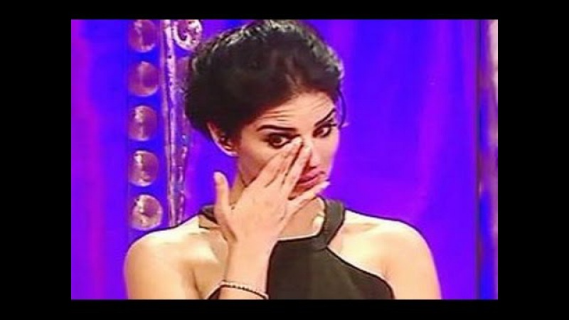 Sunny Leone Emotional After WORST Bhupendra Chaubey CNN-IBN Hot Seat Interview