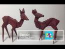 OrigamiTUT: Bambi - Dong Viet Thien