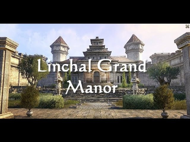 ESO Fashion -Linchal Grand Manor