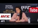 ДЖОАННА ЕДЖЕЙЧИК ПОСЛЕ БОЯ С РОУЗ НАМАЮНАС НА UFC 217