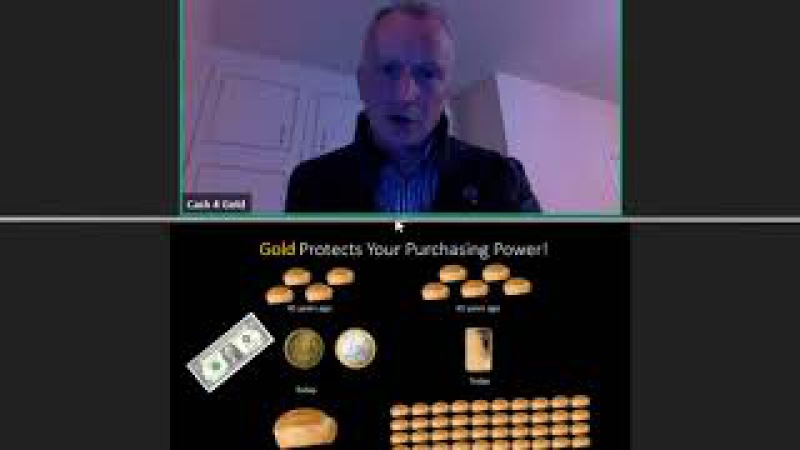 Why become a Karatbars Customer and exchange currency for gold as a hedge against inflation