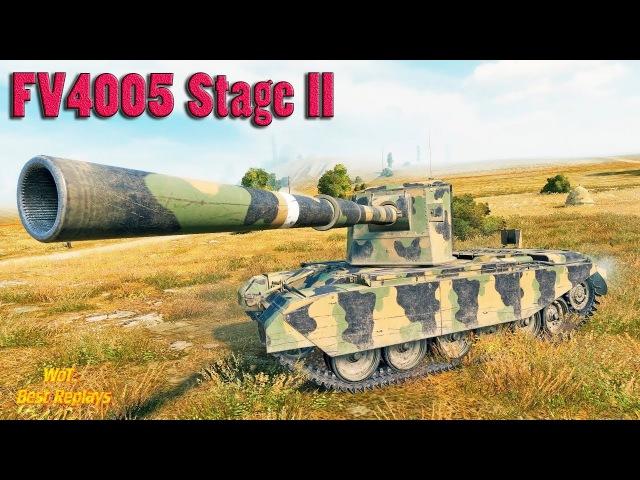 FV4005 Stage II : МАШИНА УРОНА * 11000 дамажки , Прохоровка