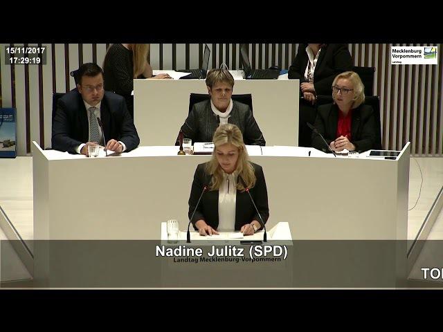 Hört hört, die SPD Frau hat eine Phobie gegen Deutsche und Männer