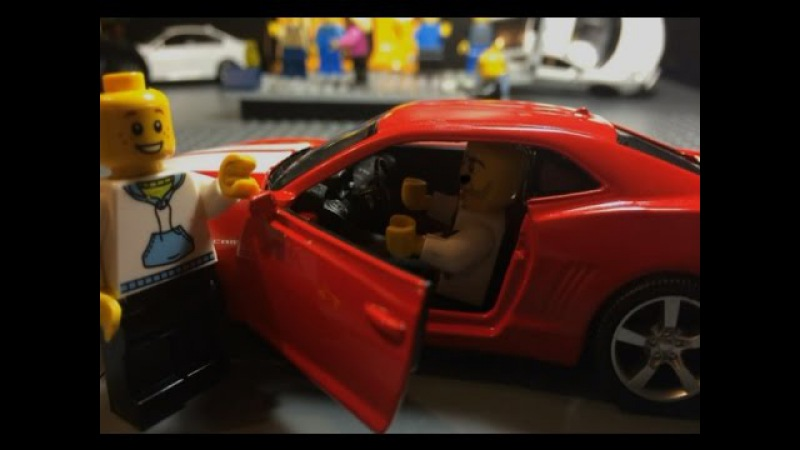 Fast of Furious 7 Lego stop motion my New chanal