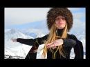 Хевсурский Танец. Эльбрус 2017. Khevsuruli Dance. Elbrus 2017.