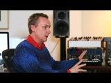 Novation Paul Hartnoll, Orbital and the Bass Station II