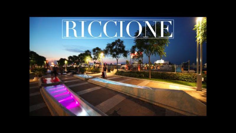 Riccione by night