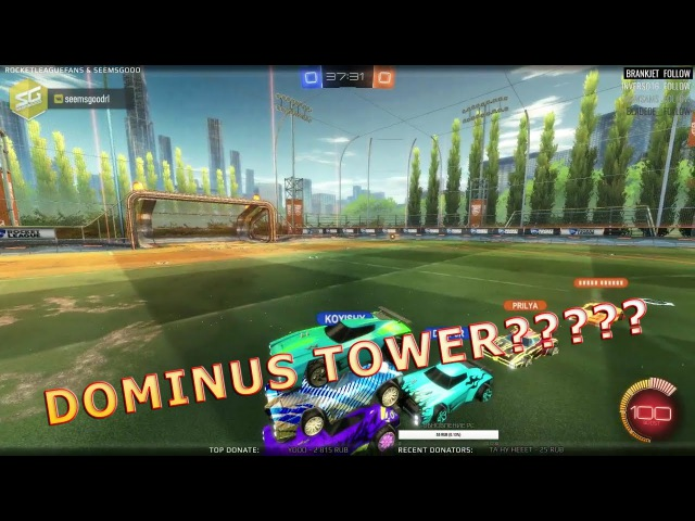 DOMINUS TOWER FROM THE RU COMMUNITY