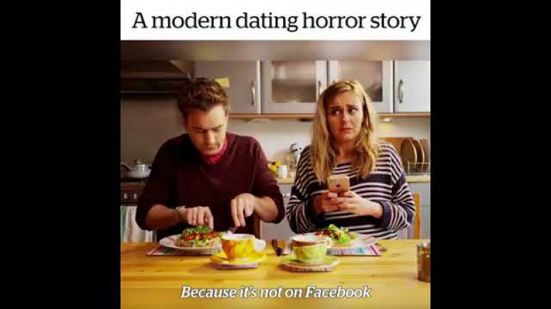 A modern dating horror story (with english subtitles)