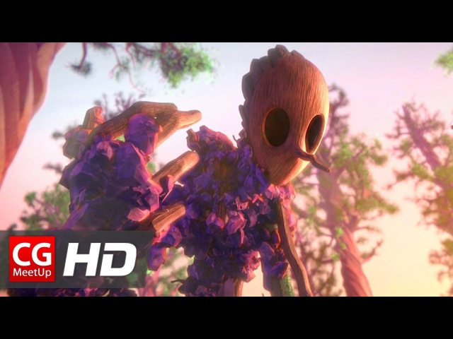 CGI Animated Short Film Déraciné UpRooted by Florent Julien Matthias Noemie Andy CGMeetup