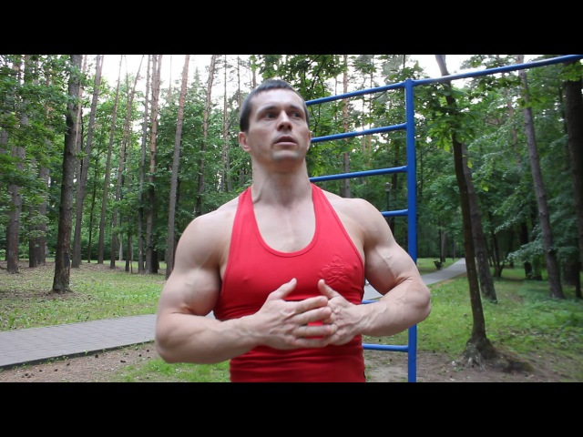 2 главных упражнения на турнике для развития мышц спины и 1 большая ошибка