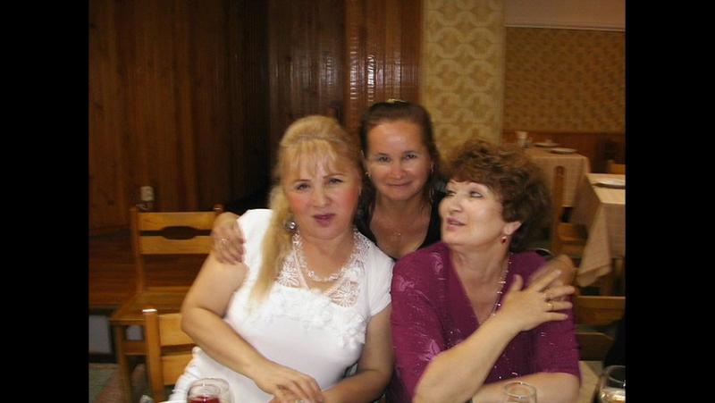 Встреча выпускников-химиков.18.08.2012