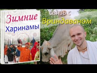 Связь зимних харинам и Вриндавана. Сандхья-аватар д. Вриндаван. 2017.10.31