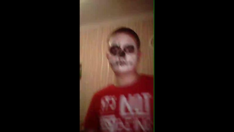 Подготовка к хеллоуину 2