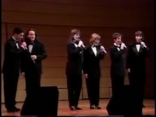 The Swingle Singers-Fugue from Fantasia and Fugue, BWV 542, G minor (Bach)