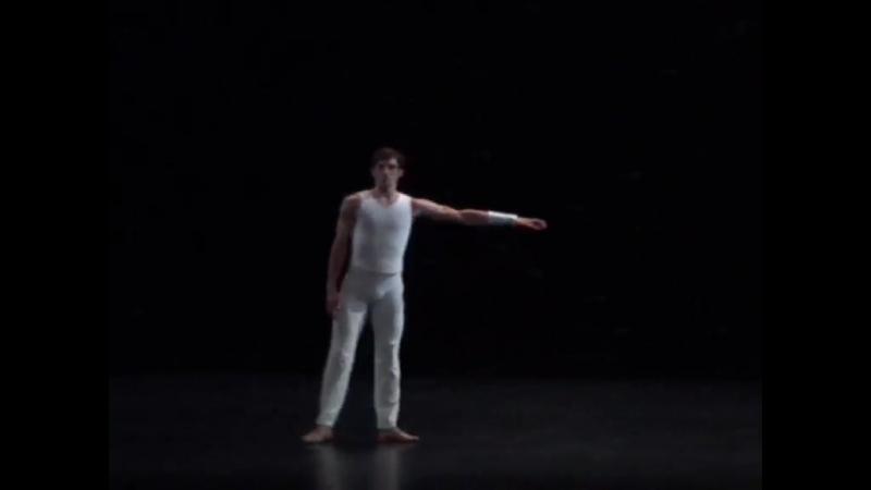 Бенуа де ла Данс-2011: Венсан Шайе / Benois de la Danse-2011: Vincent Chaillet