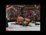 Triple H vs. The Rock - WWE Championship Match [RAW]