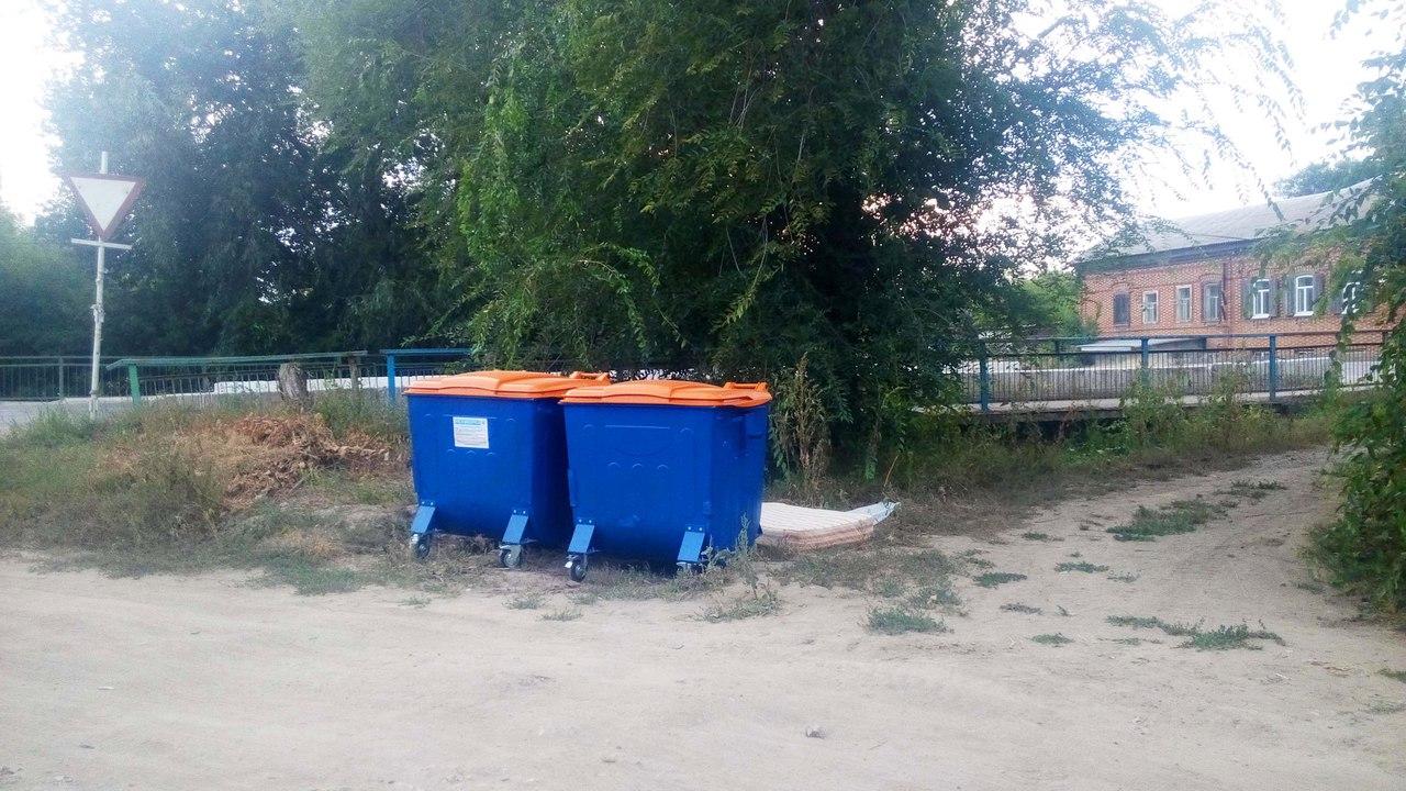 Баки на Ульяновской