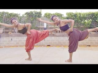 Класс Бхаратанатям на саундтреке - Ed Sheeran - Shape Of You Carnatic Mix   Классический индийский танец