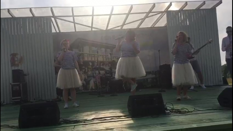 Концерт группы Мейделех на Вотчине