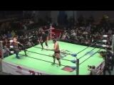 Takeshi Morishima (c) vs. Yuji Nagata (8214)