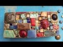 Как сделать мозаику на кирпиче