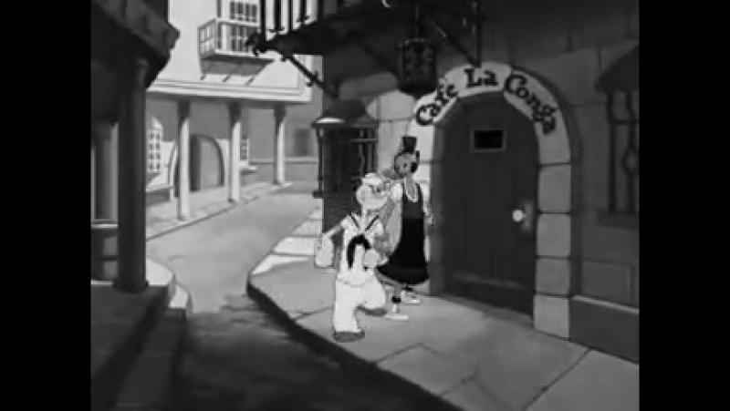 Popeye the Sailor - 103 - Kickin' The Conga Round