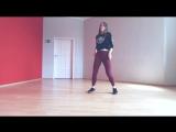 Valeria Dementeva  songWah do some gal choreo by Daryana Mart