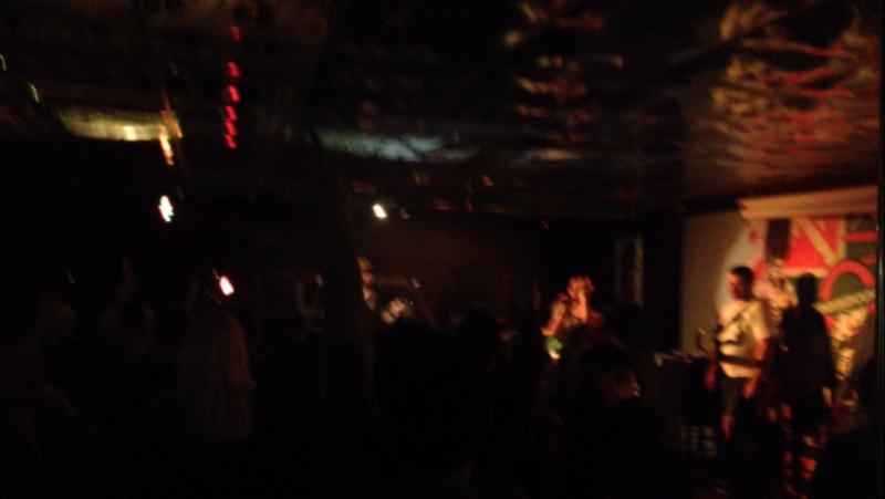 Club BIGBEN►18/3►Ленинград-Пати от BARNEY BARFLY — Live