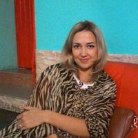 Анкета Анастасия Бурякова