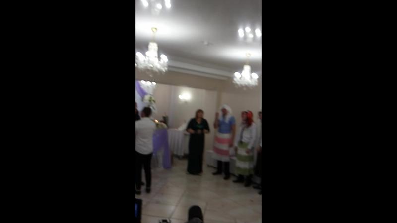 24 06 17 Свадьба Владислава и Екатерины Кравцовых Сценка из сказки Три сёстры
