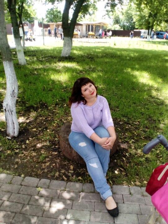 Ксения Глаголева, Бутурлиновка - фото №8