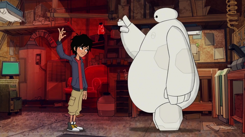 Big Hero 6 | The Series Trailer | Baymax Returns | PhysKids