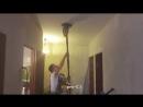ASPRO c3® телескопическая вакуумная шлифовальная машинка аналог жирафам MacAllister Festool Planex Flex Giraffe Mirka Sparky