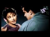 Песня из индийского фильма Сердце безрассудно  Dil Tera Deewana 1962г.