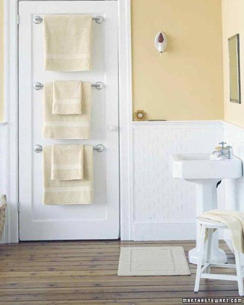 Организация пространства ванной комнаты