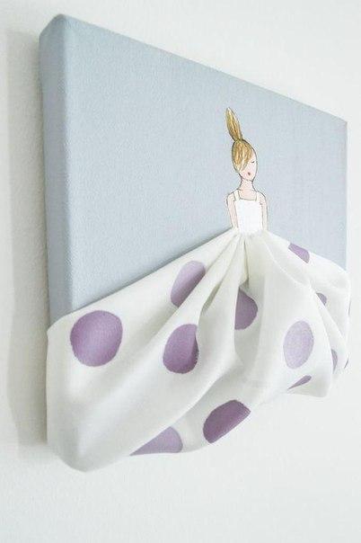 Креативные панно для детской комнаты