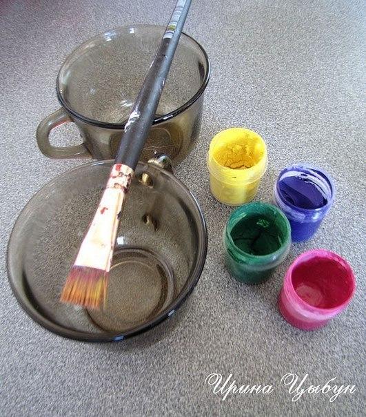 Цветной песок для декора интерьера