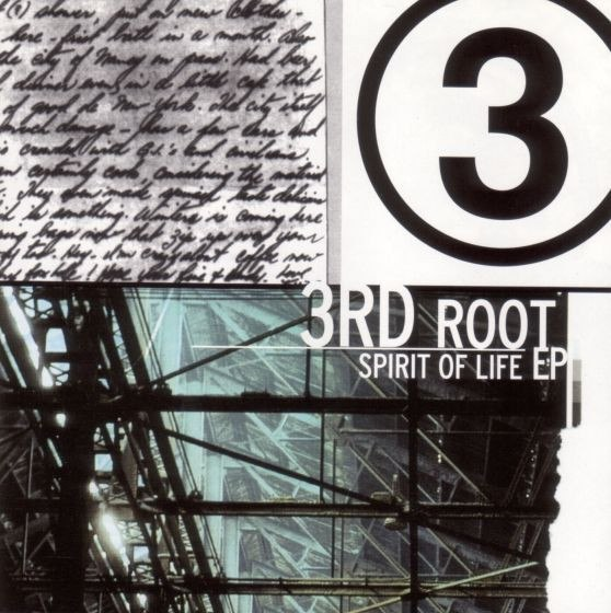 3rd Root - Spirit of Life EP-cover