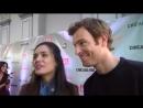 Chicago Med Interview Nick Gehlfuss and Torrey DeVitto