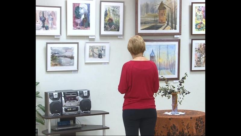 «Волшебная кисть» под таким названием начал работу конкурс художников-любителей в выставочном центре Протвино.