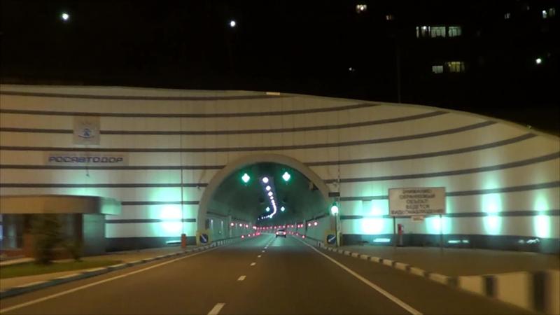 г. Сочи тоннель