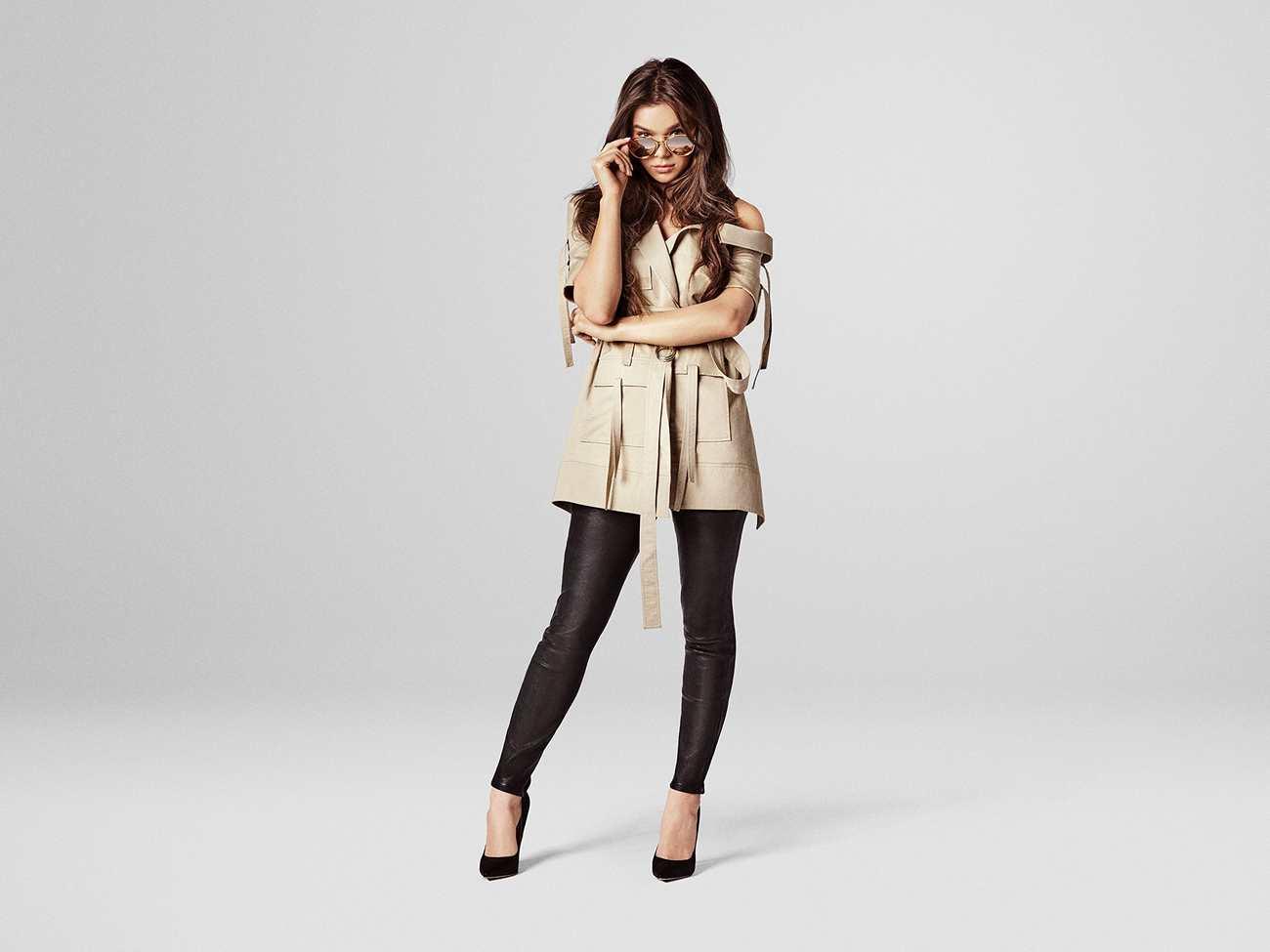 Хейли Стейнфилд в рекламной кампании для Privé Eyewear / 2017
