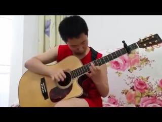 AC/DC - 12-летний cамоучка из Китая