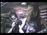 Belial NYC Thrash Metal band Song titleThe Dark Circle 1988