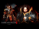 Dark Avenger 3 - Warrior lvl 60 (All Skills Ultimate) - CBT - Android on PC - F2P - KR