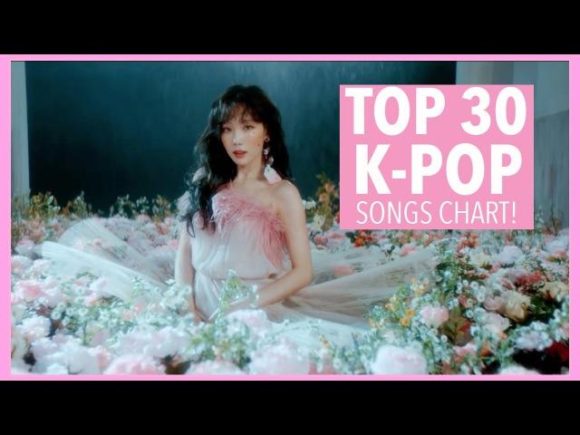K-VILLES [TOP 30] K-POP SONGS CHART - APRIL 2017 (WEEK 2)